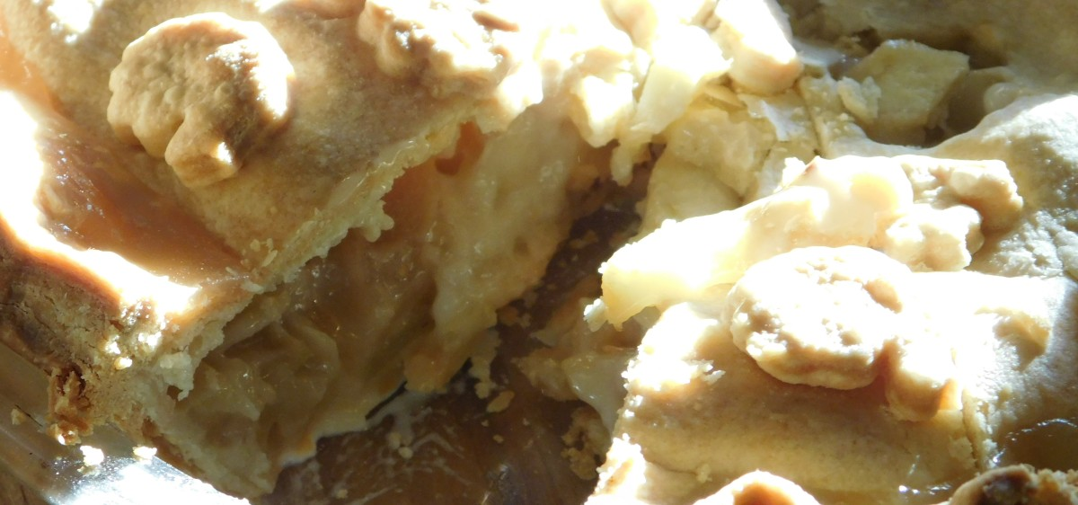 Champion Apple Pie