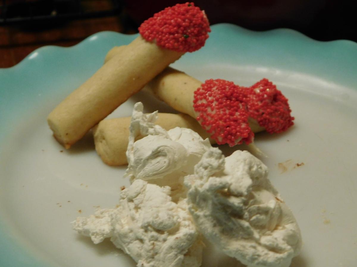 Nutmeg Cookie Rolls and EasyDivinity