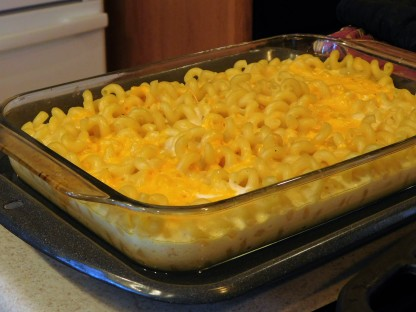 Best Macaroni and Cheese Pan