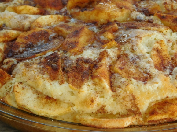 Cinnamon Apple Breakfast Pie (2)