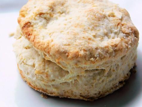 Extra Special Biscuits top