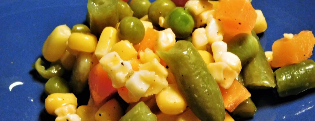 Marinated Mixed VeggieSalad