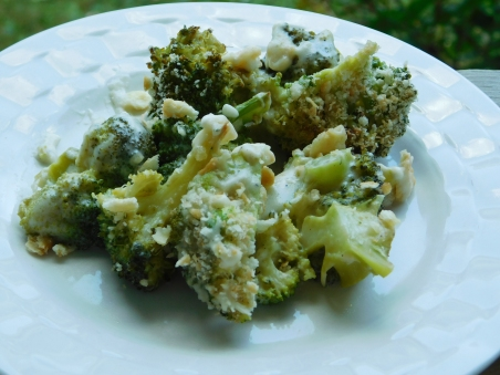 Broccoli Casserole far