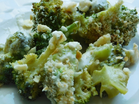 Broccoli Casserole Top
